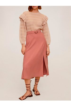 MANGO Midi sukně Domenica