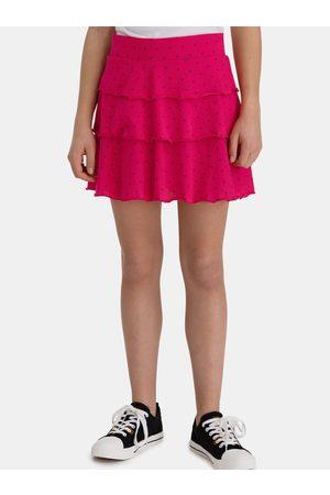 sam 73 Holčičí vzorovaná sukně
