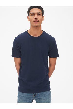 GAP Modré pánské tričko classic