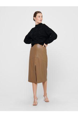 ONLY Koženková sukně Ruma