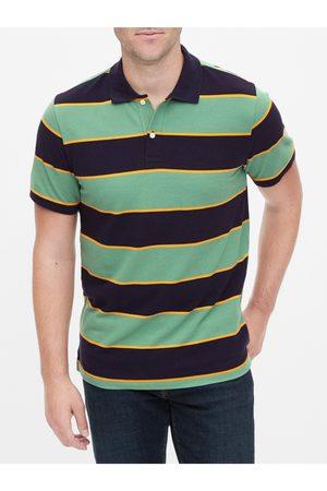 GAP Barevné pánské polo tričko v-rugby pique