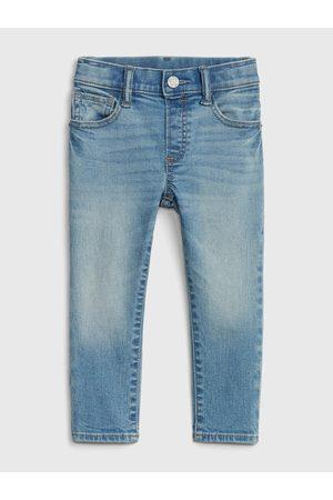 GAP Modré klučičí džíny Slim