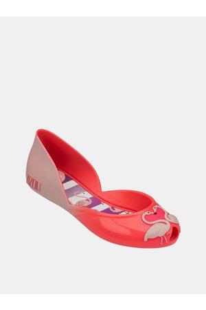 Zaxy Růžové holčičí baleríny