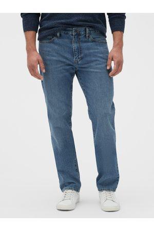 GAP Modré pánské džíny Straight
