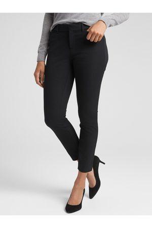 GAP Černé dámské kalhoty Skinny Bi-Stretch