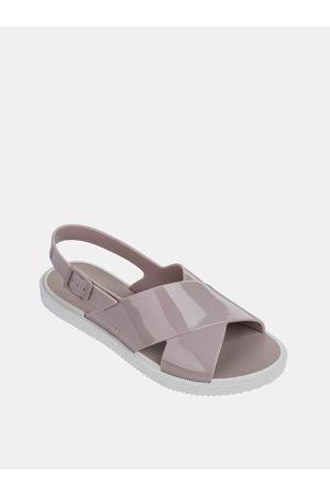 Zaxy Světle fialové sandály Match