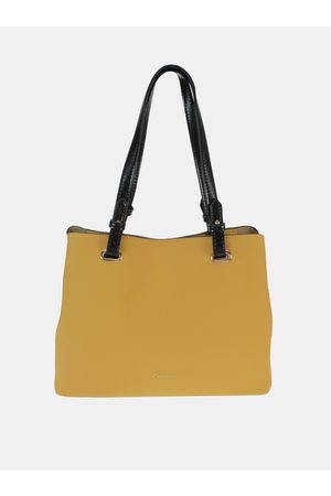 Gionni Žlutý shopper