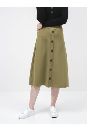 JACQUELINE DE YONG Midi sukně Bellis