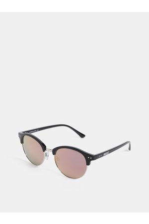 Nugget Černé sluneční brýle Sherrie