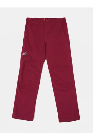 Cubus Tmavě růžové holčičí kalhoty Twin