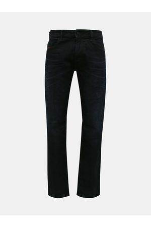 Diesel Tmavě modré pánské slim fit džíny Tommer