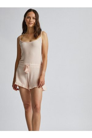 Dorothy Perkins Světle růžový pyžamový overal