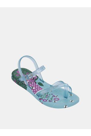 Ipanema Modré holčičí sandály