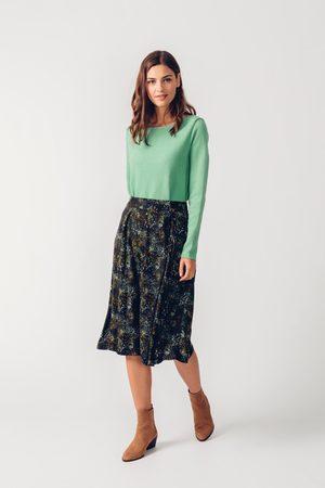 SKFK Tmavá sukně Anaitze Long