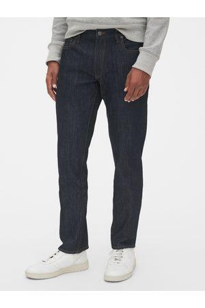 GAP Černé pánské džíny Straight