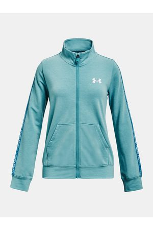 Under Armour Mikina Rival Terry Taped FZ