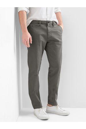 GAP Šedé pánské kalhoty
