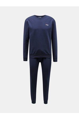 Fila Tmavě modré pánské pyžamo