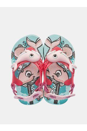 Ipanema Růžové holčičí sandály