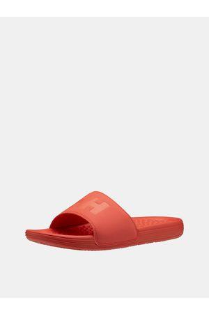Helly Hansen Oranžové dámské pantofle
