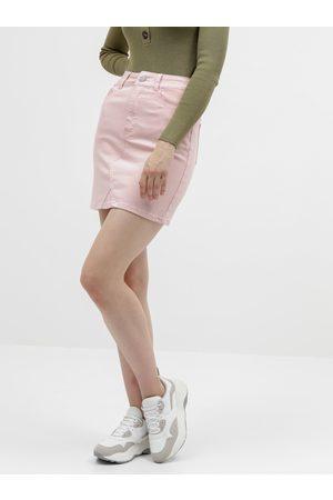 VILA Džínová sukně Cassie