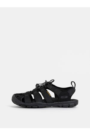 Keen Černé dámské sandály Clearwater CNX