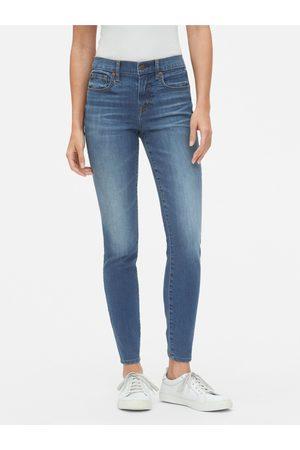 GAP Modré dámské džíny Skinny