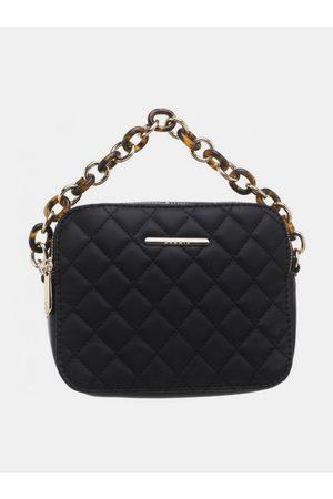 Bessie London Černá malá kabelka