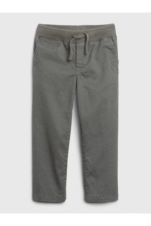 GAP Zelené klučičí kalhoty