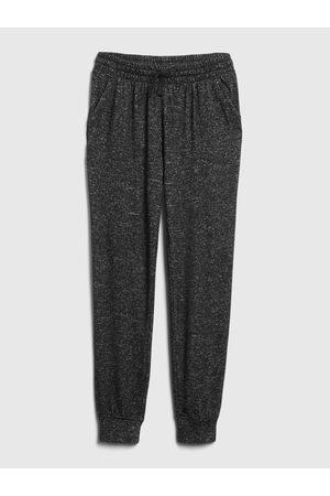 GAP Černé holčičí kalhoty