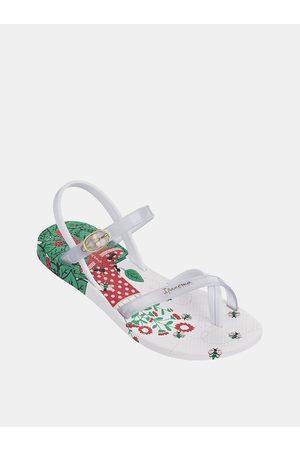 Ipanema Bílé holčičí sandály