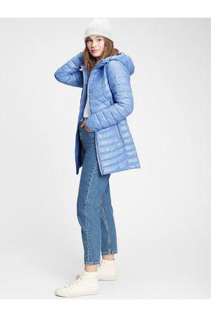 GAP Modrý dámský kabát