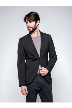SELECTED Černé oblekové sako Newone