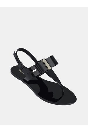 Zaxy Černé dámské sandály