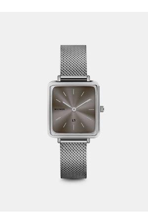 Millner Dámské hodinky s nerezovým páskem ve stříbrné barvě Royal