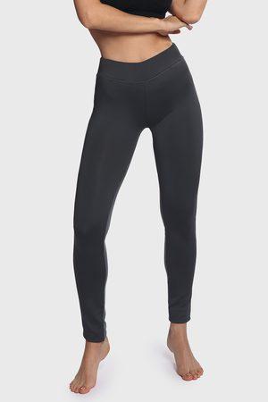 BasBlack Ženy Legíny - Sportovní legíny Victoria