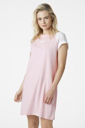Helly Hansen Ženy Šaty - Dámské růžové šaty