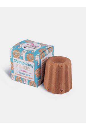 Lamazuna Tuhý šampon pro suché vlasy - pomeranč 55 g