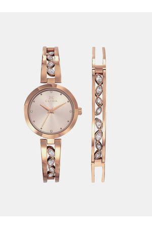 Clyda Dárkový set hodinek
