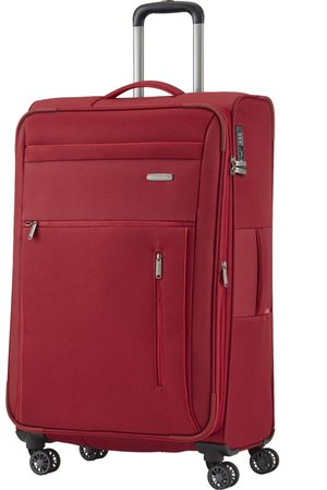 Elite Models' Fashion Cestovní kufr Capri 4w L Red