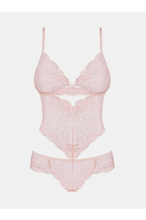 Obsessive Něžné body Alluria teddy pink