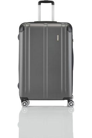 Elite Models' Fashion Cestovní kufr City 4w L Anthracite