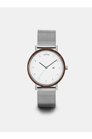Take A Shot Dřevěné hodinky Margaret