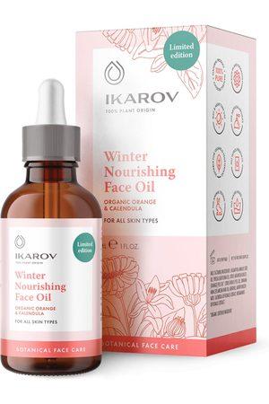 ikarov Přírodní zimní výživový pleťový olej