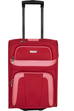 Elite Models' Fashion Cestovní kufr Orlando S Red