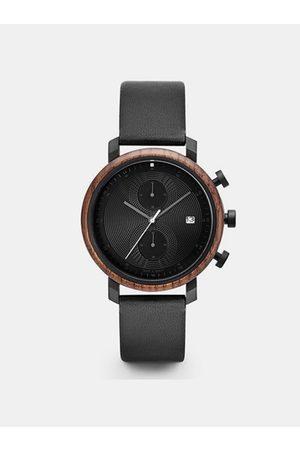 Take A Shot Dřevěné hodinky Charles
