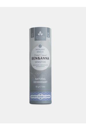 Ben & Anna Tuhý deodorant Sensitive BIO - Horský vánek 60 g