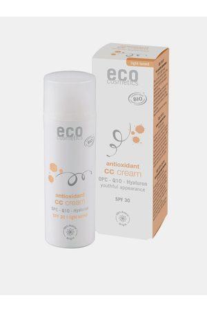 Eco Cosmetics CC krém SPF 30 BIO - light 50 ml