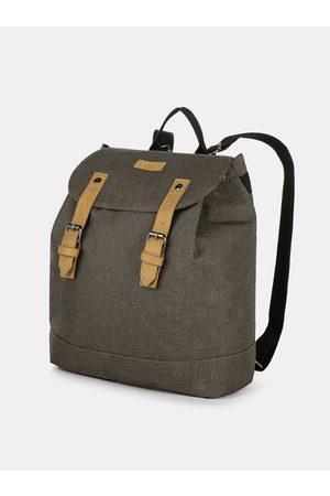 LOAP Muži Kabelky - Tmavě hnědý batoh Asana