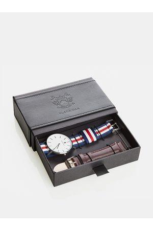 Black Oak Dárkový set hodinek